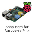 Shop Here For Raspberry Pi