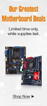 Motherboard Hot Deals