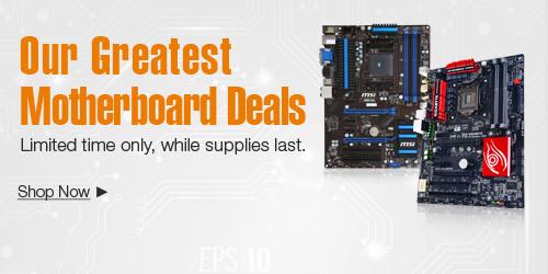 Motherboard Deals