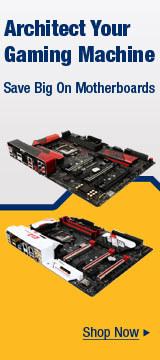 Save big on motherboards