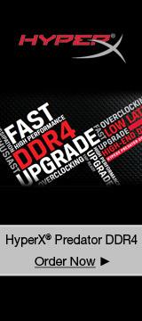 HyperX® Predator DDR4