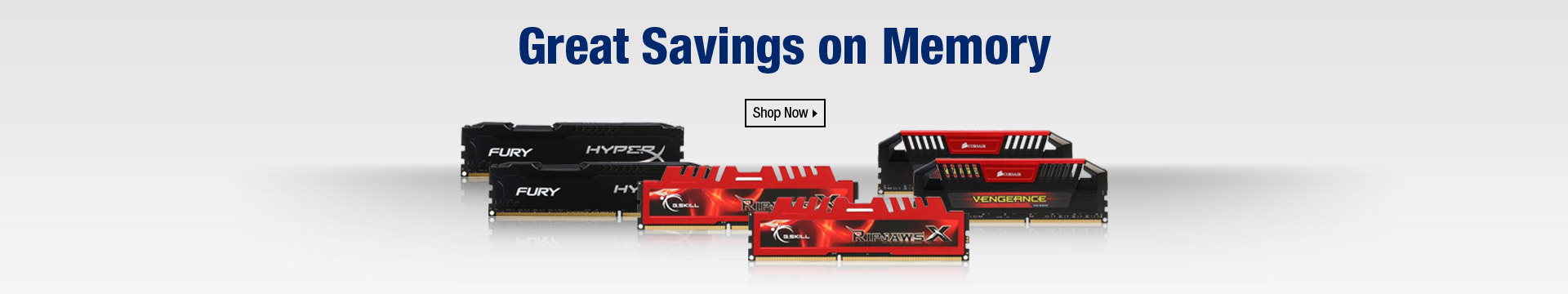Great Savings on Memory
