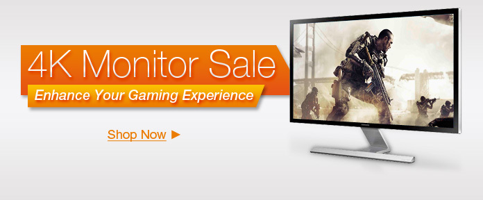 4K Monitor Sale