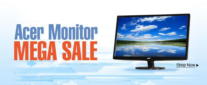 Acer Monitor Mega Sale
