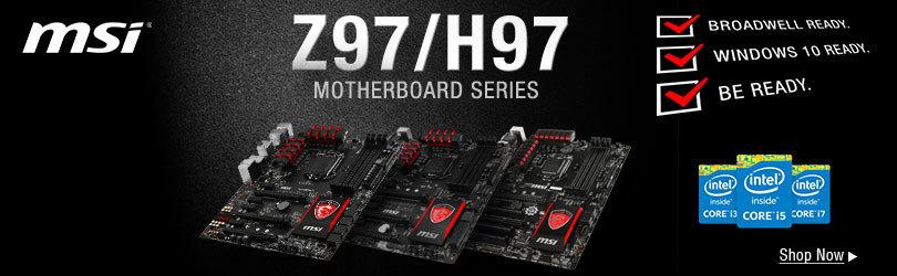 Z97/H97 Motherboard Series