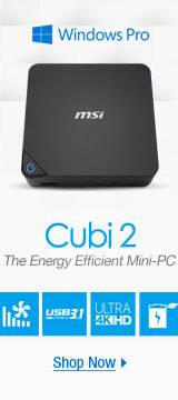 The Energy Efficient Mini PC