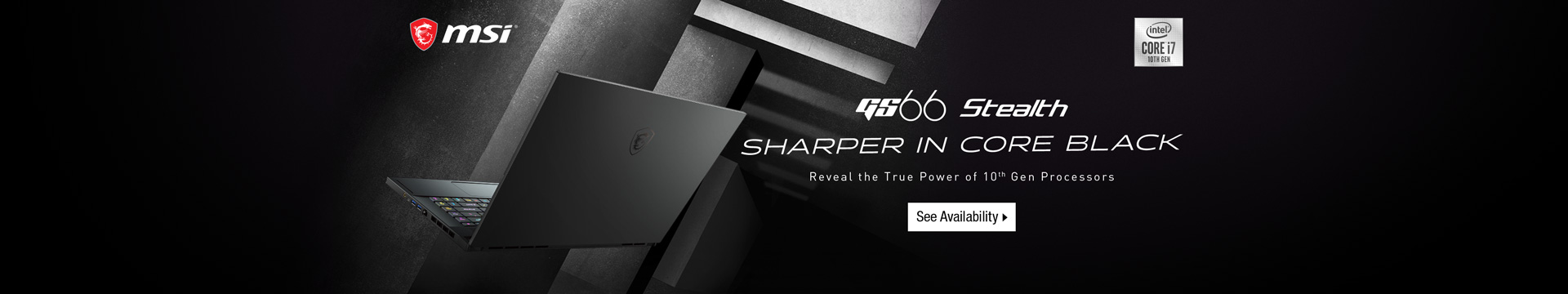 Sharper in CORE black