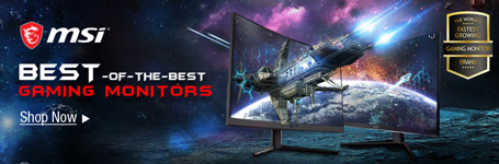 Best of the Best Gaming Monitor