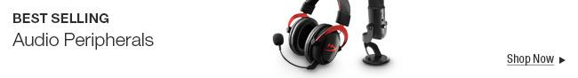 Best Selling Audio Peripherals