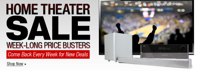 Home Theater Sale