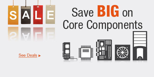 Save Big On Core Component Sale