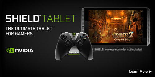 The Ultimate Tablet For Gamers