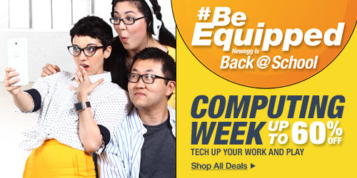 COMPUTING WEEK UP TO 60% OFF