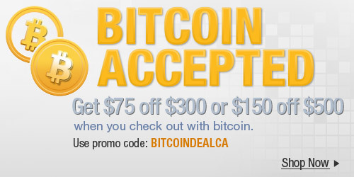 Bit Coin Accepted
