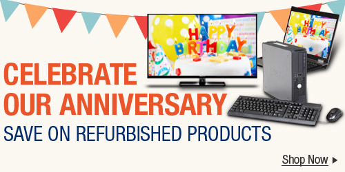 Refurbished Anniversary Sale