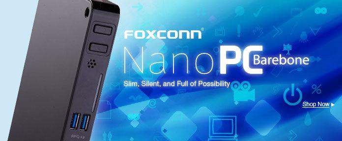 Foxconn Nano PC Barebone