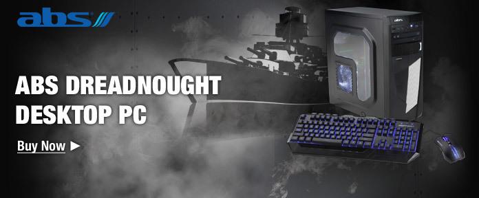 ABS DREADNOUGHT DESKTOP PC