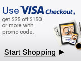 Use VISA Checkout