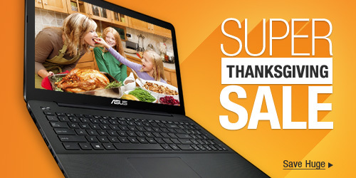 Super Thanksgiving Sale