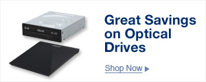 Great Savings on Optical Drives