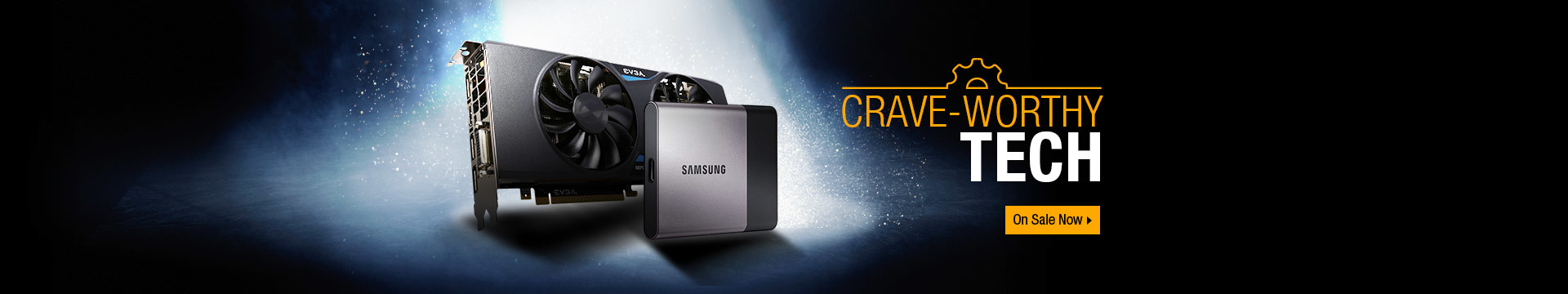 CRAVE-WORTHY TECH