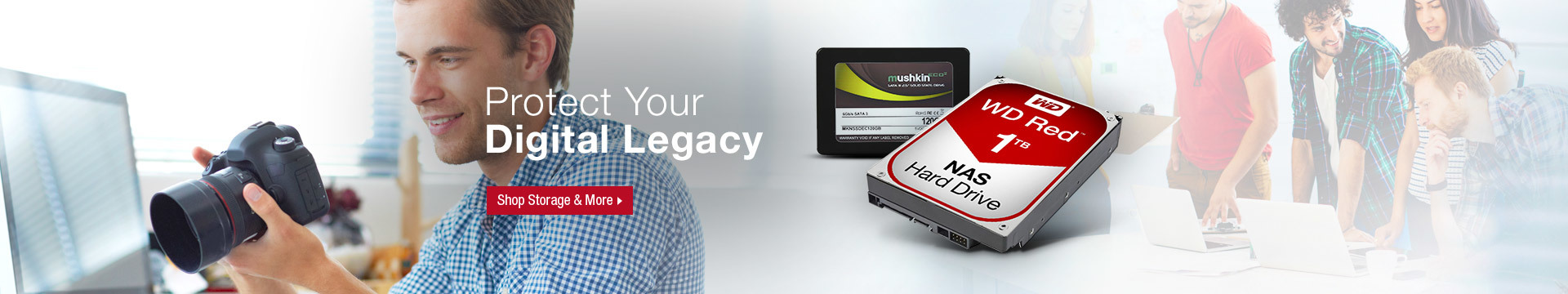 Protect your digital legacy