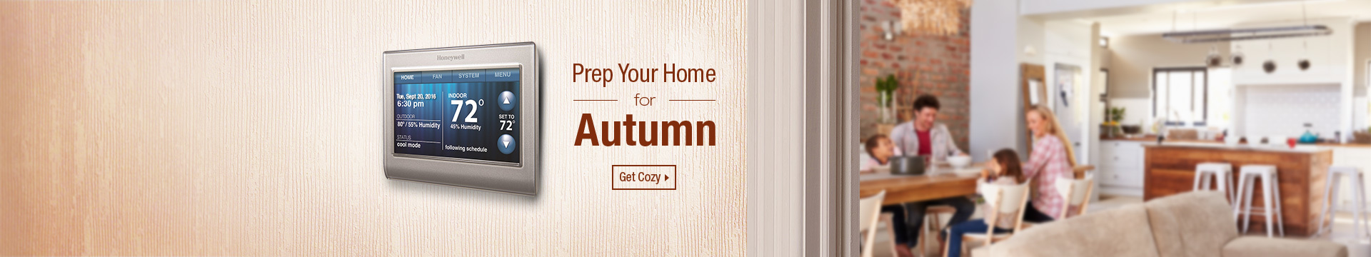 Prep Your Home for Autumn