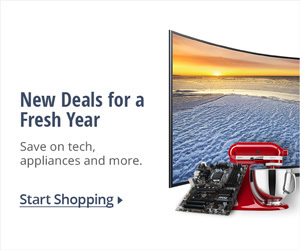 New Deals for A Fresh Year