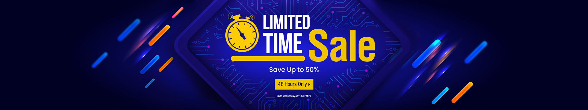 Limited Time 48HR Sale