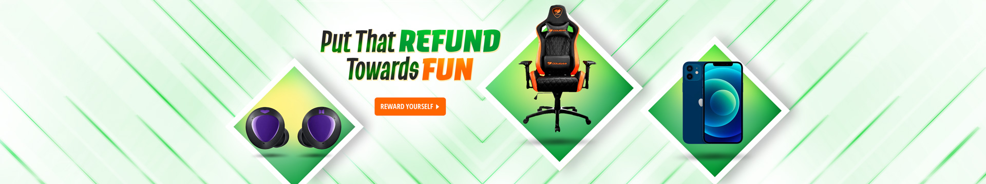 Put That Refund Towards Fun