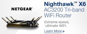Nighthawk™ X6