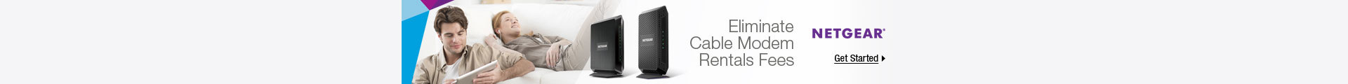 Eliminate Cable Modem Rental Fees