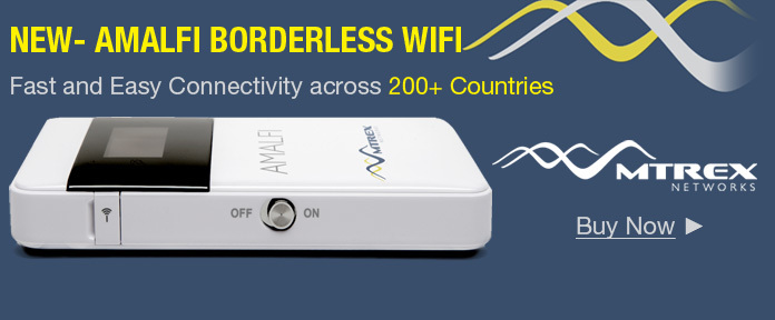 New-AMALFI Borderless WIFI