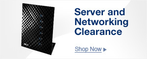 Server and Networking Clearance