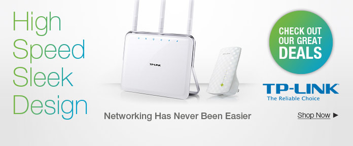 TP-LINK - The Reliable Choice