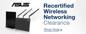 Recertified Wireless Networking