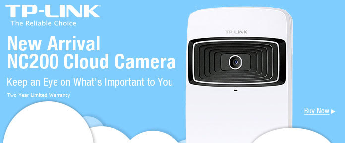 New Arrival NC200 Cloud Camera