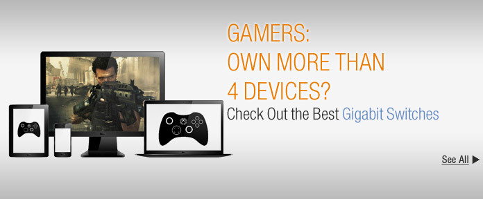 Gamers: own more than 4 devices?