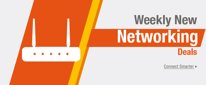 Weekly New Networking Deals