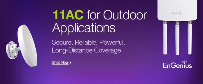 11AC for Outdoor Applications