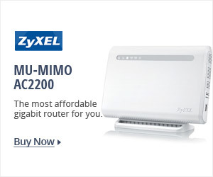 The most affordable MU-MIMO AC2200 gigabit router for you |