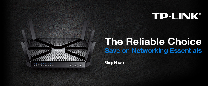The reliable choice, save on networking essentials