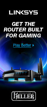 Get the Router Built for Gaming