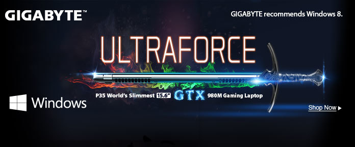 GIGABYTE ULTRAFORCE