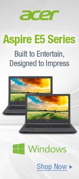 Acer Aspire E5 Series