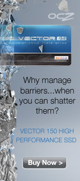 Why manage barriers...when you can shatter them?