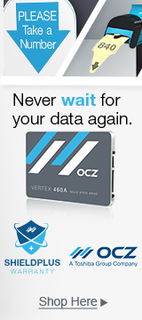 Never wait for your data again