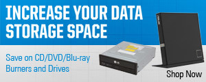 Increase Your Data Storage Space