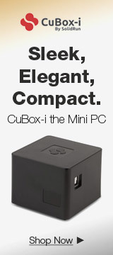 Sleek, Elegant, Compact. CuBox-i the Mini PC