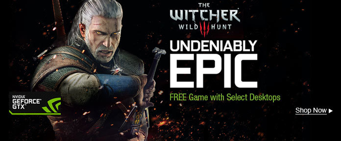 Free Game with Select Desktops